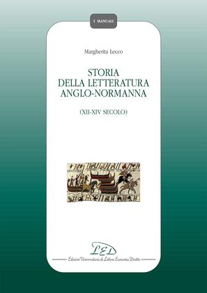 Storia della Letteratura Anglo-normanna