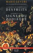 Almanach des Fruits offerts aux signes du zodiaque