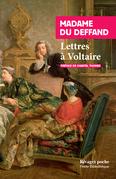 Lettres à Voltaire