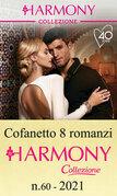 Cofanetto 8 Harmony Collezione n.60/2021