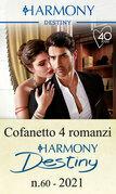 Cofanetto 4 Harmony Destiny n.60/2021