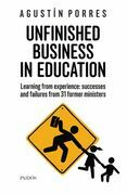 Unfinished business in education