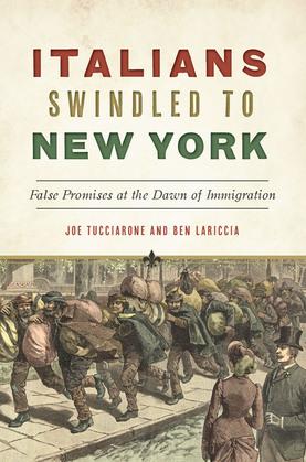 Italians Swindled to New York