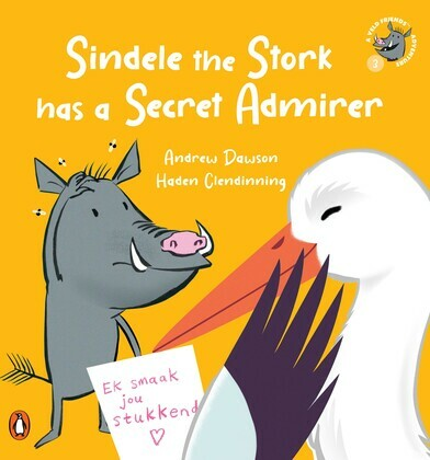A Veld Friends Adventure 3: Sindele the Stork has a Secret Admirer