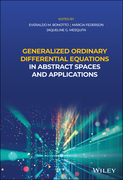 Generalized Ordinary Differential Equations in Abstract Spaces and Applications