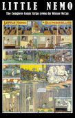 Little Nemo - The Complete Comic Strips (1906) by Winsor McCay (Platinum Age Vintage Comics)