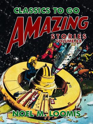 Amazing Stories Volume 88