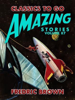 Amazing Stories Volume 87