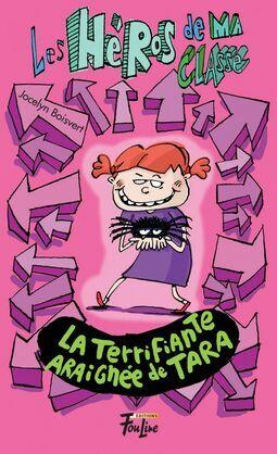La terrifiante araignée de Tara
