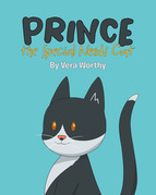 Prince the Special Needs Cat