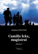 Camille Ickx, magistrat – Saison 2
