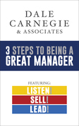 3 Steps to Being a Great Manager Box Set