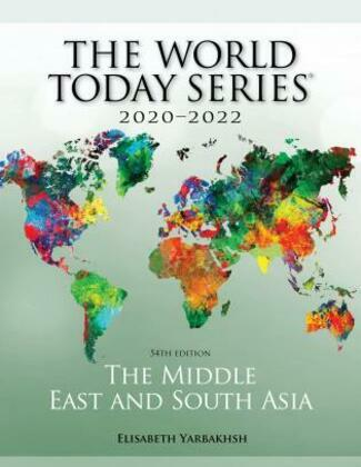The Middle East and South Asia 2020–2022