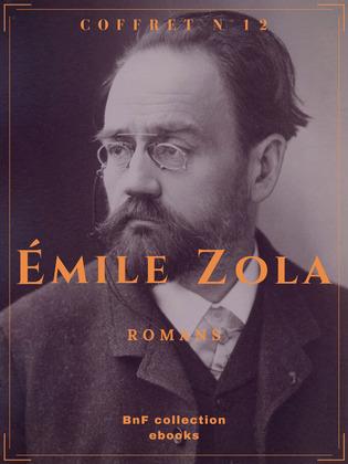 Coffret Émile Zola
