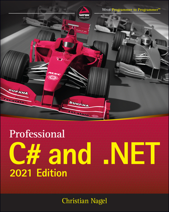 Professional C# and .NET