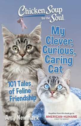 Chicken Soup for the Soul: My Clever, Curious, Caring Cat