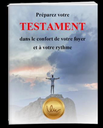 Aide-Mémoire: testament