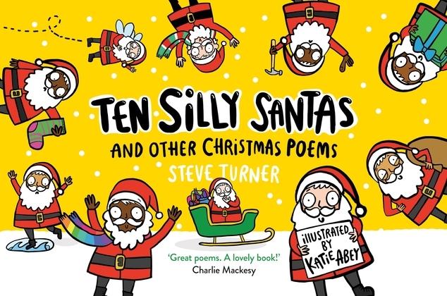 Ten Silly Santas