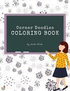 Corner Doodles Coloring Book for Teens (Printable Version)