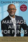 Marriage Ain't for Punks