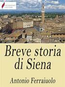 Breve storia di Siena
