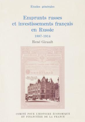 Emprunts russes et investissements français en Russie