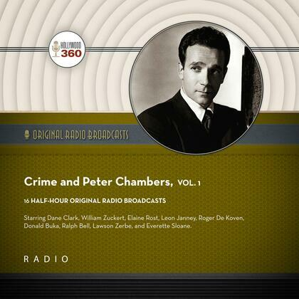 Crime and Peter Chambers, Vol. 1