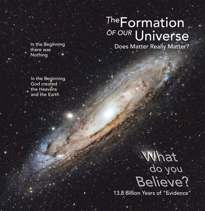 The Formation of Our Universe