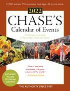 Chase's Calendar of Events 2022