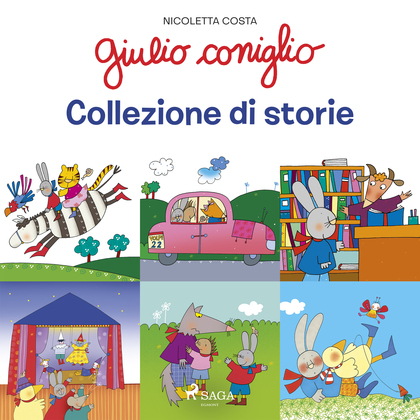 Giulio Coniglio - Collezione di storie