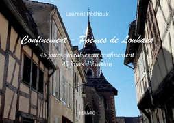 Confinement - Poèmes de Louhans
