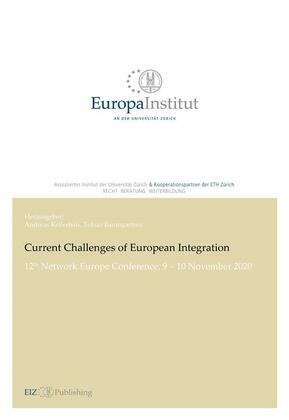 Current Challenges of European Integration