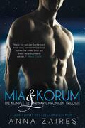 Mia & Korum: Die komplette Krinar Chroniken Trilogie
