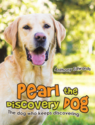 Pearl the Discovery Dog
