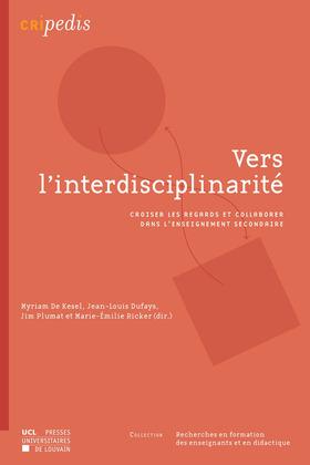 Vers l'interdisciplinarité