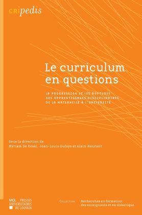 Le curriculum en questions