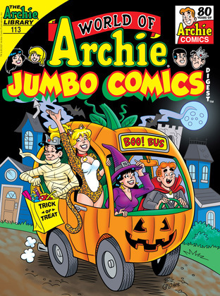 World of Archie Double Digest #113