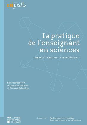 La pratique de l'enseignant en sciences