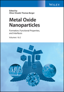 Metal Oxide Nanoparticles, 2 Volume Set