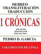 1 Crónicas: Hebreo Transliteración Traducción