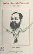 John Grand-Carteret, 1850-1927