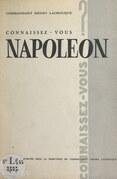 Connaissez-vous Napoléon ?