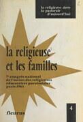 La religieuse et les familles