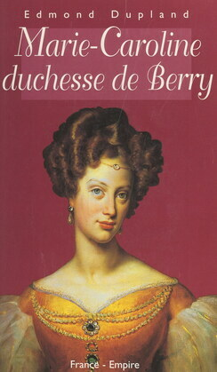 Marie-Caroline, duchesse de Berry