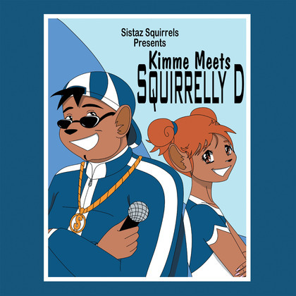 Kimme Meets Squirrelly D