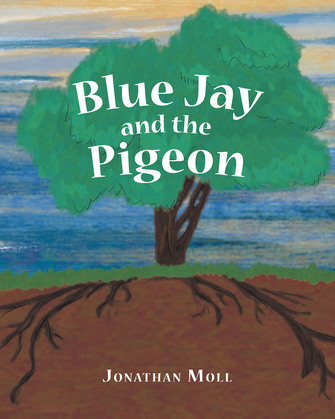 Blue Jay and the Pigeon