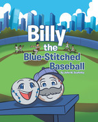 Billy the Blue-Stitched Baseball