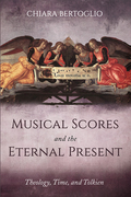Musical Scores and the Eternal Present