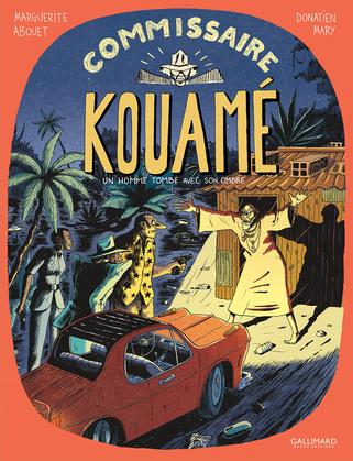 Commissaire Kouamé (Tome 2) - Un homme tombe avec son ombre