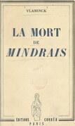 La mort de Mindrais